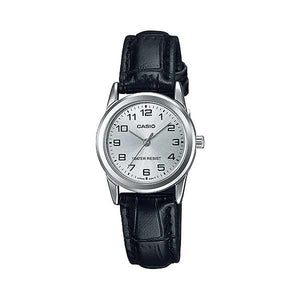 Casio LTP-V001L-7BUDF Quartz Womens Leather