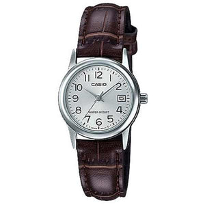Casio LTP-V002L-7B2UDF Quartz Womens Leather