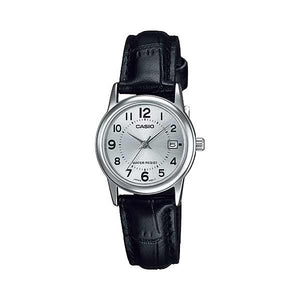 Casio LTP-V002L-7BUDF Quartz Womens Leather