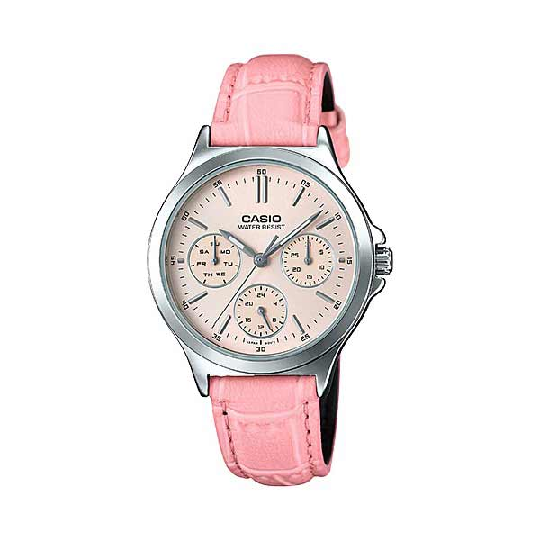 Casio LTP-V300L-4AUDF Quartz Womens Leather