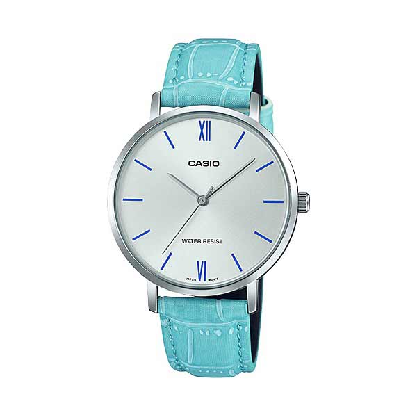 Casio LTP-VT01L-7B3UDF Quartz Womens Leather
