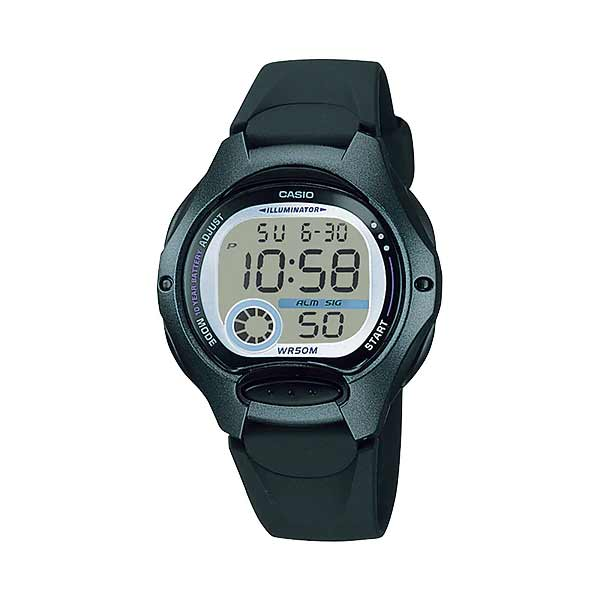 Casio LW-200-1BVDF Digital Womens Resin