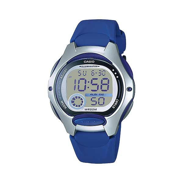 Casio LW-200-2AVDF Digital Womens Resin