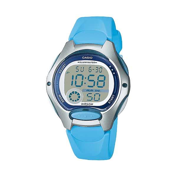 Casio LW-200-2BVDF Digital Womens Resin