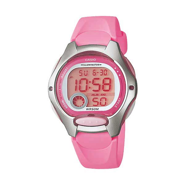 Casio LW-200-4BVDF Digital Womens Resin