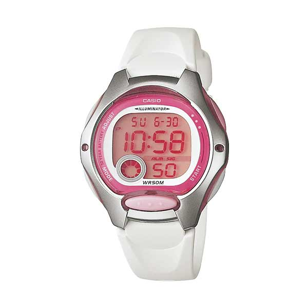 Casio LW-200-7AVDF Digital Womens Resin