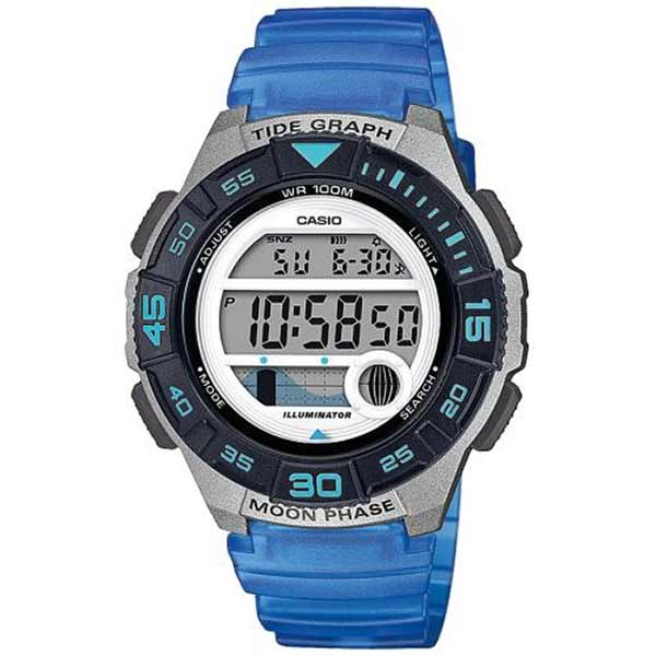 Casio LWS-1100H-2AVDF Digital Womens Resin