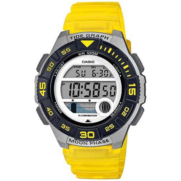 Casio LWS-1100H-9AVDF Digital Womens Resin