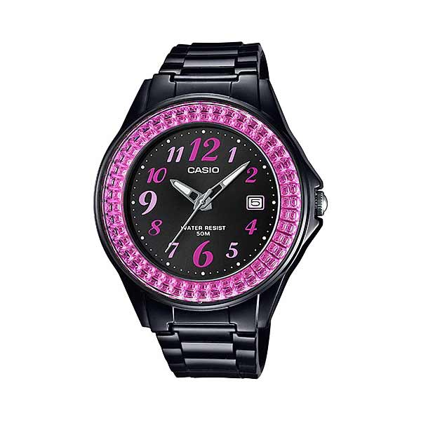 Casio LX-500H-1BVDF Quartz Womens Resin