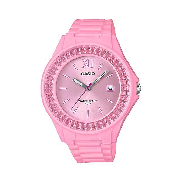 Casio LX-500H-4E2VDF Quartz Womens Resin