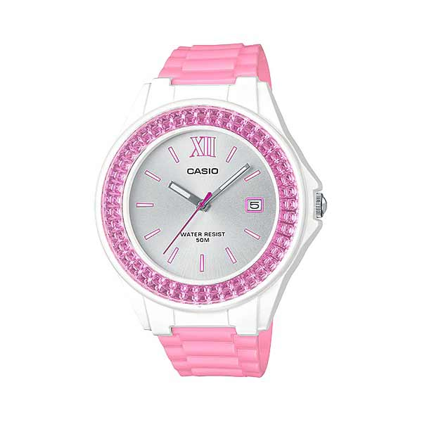 Casio LX-500H-4E3VDF Quartz Womens Resin