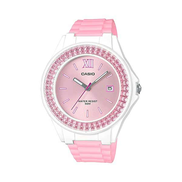 Casio LX-500H-4E5VDF Quartz Womens Resin