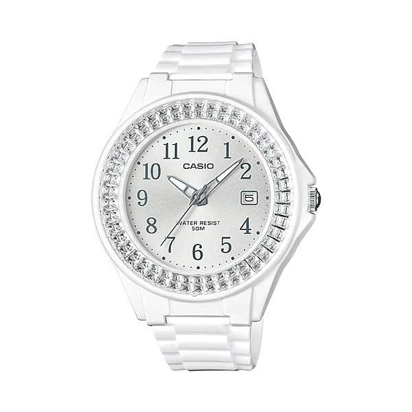 Casio LX-500H-7B2VDF Quartz Womens Resin