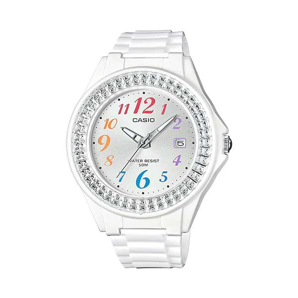 Casio LX-500H-7BVDF Quartz Womens Resin