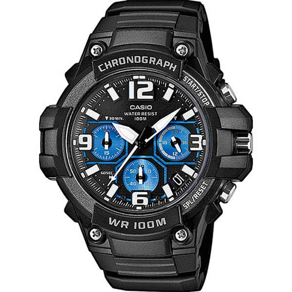 Casio MCW-100H-1A2VEF Quartz Mens Resin