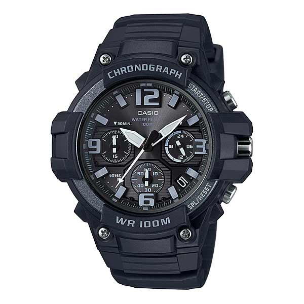 Casio MCW-100H-1A3VDF Quartz Mens Resin