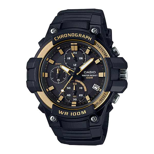 Casio MCW-110H-9AVDF Quartz Mens Resin