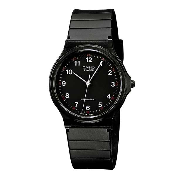 Casio MQ-24-1BLDF Quartz Mens Resin