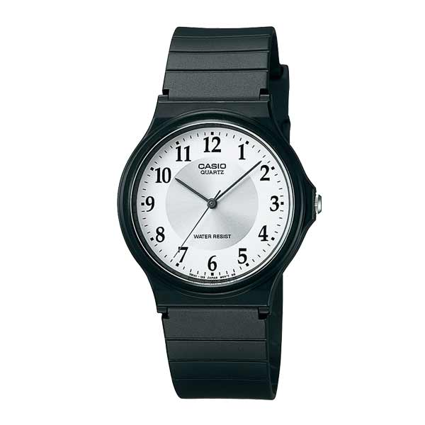 Casio MQ-24-7B3LDF Quartz Mens Resin