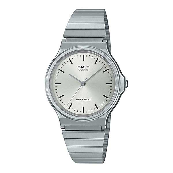 Casio MQ-24D-7EDF Quartz Mens Silver