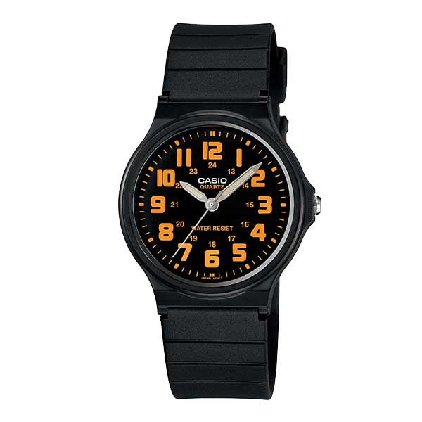 Casio MQ-71-4BDF Quartz Mens Resin