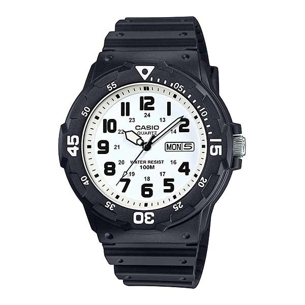 Casio MRW-200H-7BVDF Quartz Mens Resin