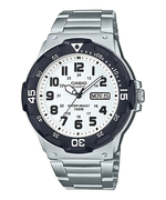 Casio MRW-200HD-7BVDF Quartz Mens Silver