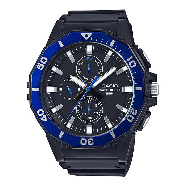 Casio MRW-400H-2AVDF Quartz Mens Resin