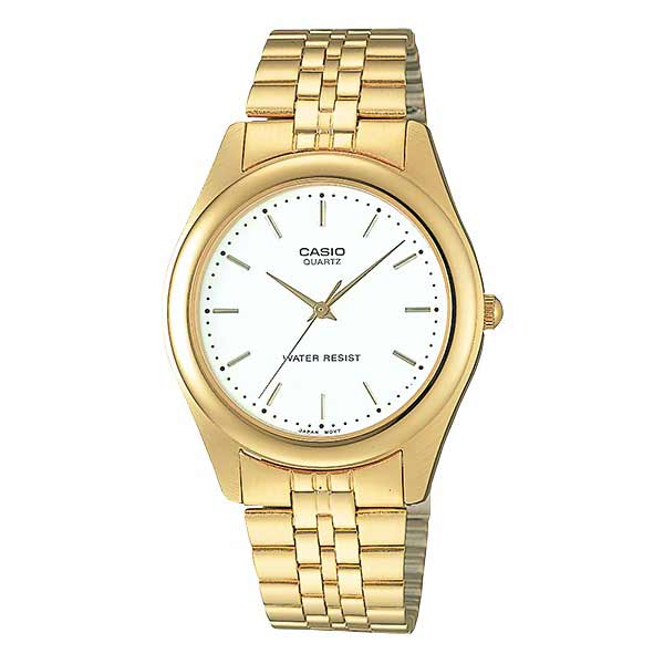 Casio MTP-1129N-7ARDF Quartz Mens Gold