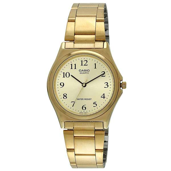 Casio MTP-1130N-9BRDF Quartz Mens Gold