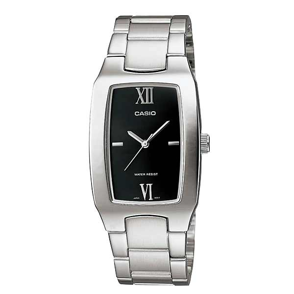 Casio MTP-1165A-1C2DF Quartz Mens Silver