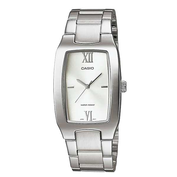 Casio MTP-1165A-7C2DF Quartz Mens Silver