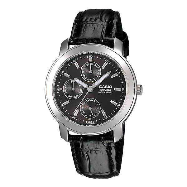 Casio MTP-1192E-1ADF Quartz Mens Leather