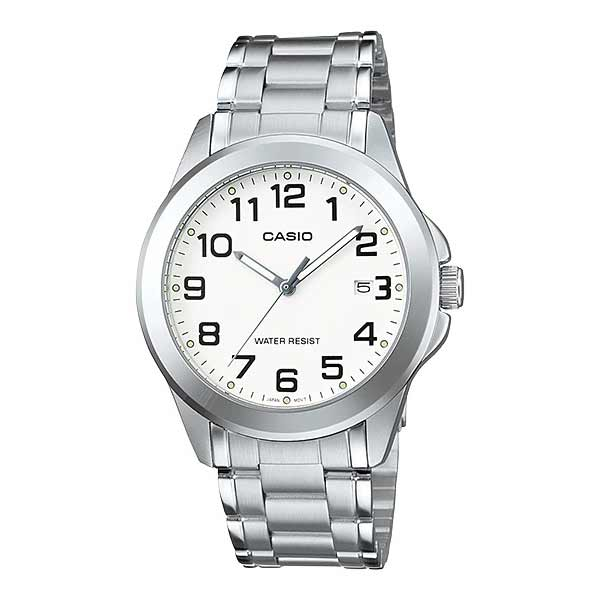 Casio MTP-1215A-7B2DF Quartz Mens Silver