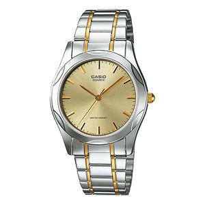 Casio MTP-1275SG-9ADF Quartz Mens Silver/Gold