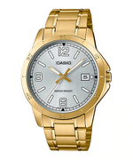 Casio MTP-V004G-7B2UDF Quartz Mens Gold