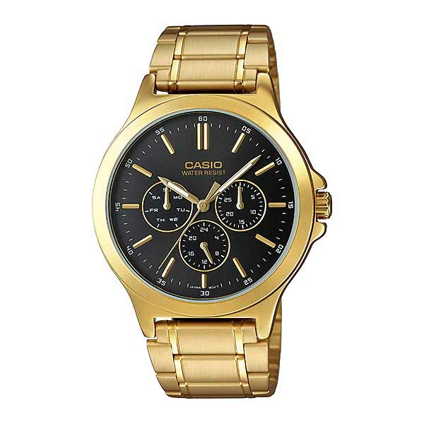 Casio MTP-V300G-1AUDF Quartz Mens Gold