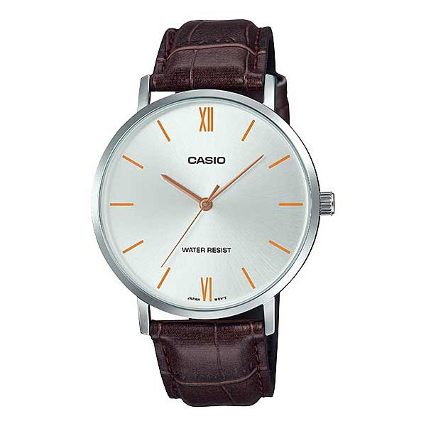 Casio MTP-VT01L-7B2UDF Quartz Mens Leather