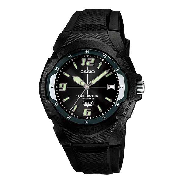Casio MW-600F-1AVDF Quartz Mens Resin