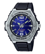 Casio MWA-100H-2AVDF Quartz Mens Resin 100m