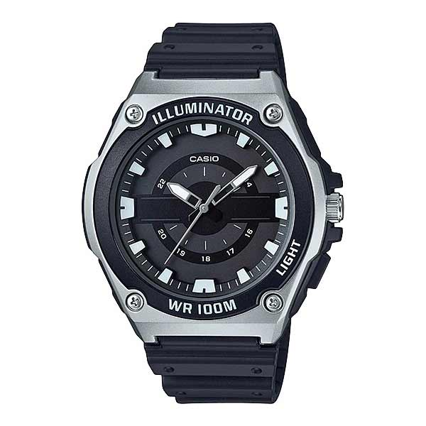 Casio MWC-100H-1AVDF Quartz Mens Resin