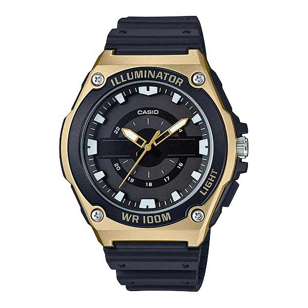 Casio MWC-100H-9AVDF Quartz Mens Resin