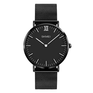 SKMEI 1181 Unisex Stainless Steel Watch