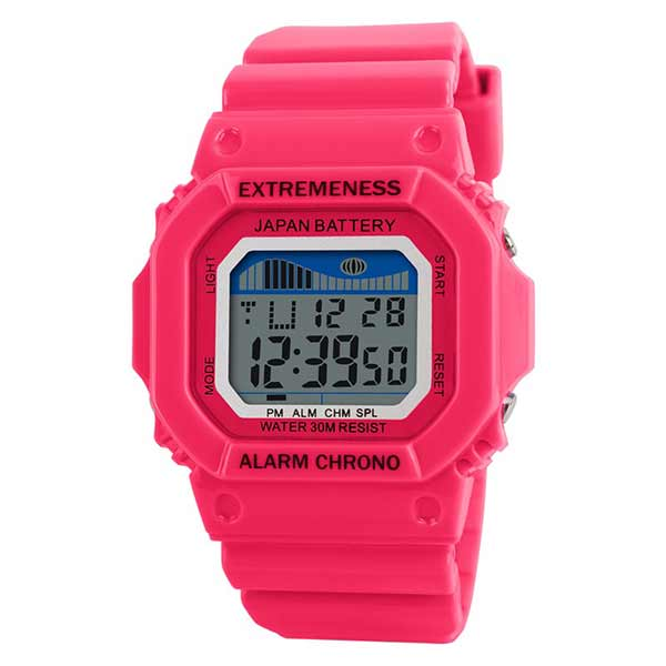 SKMEI 6918 Womens Digital Sports Watch