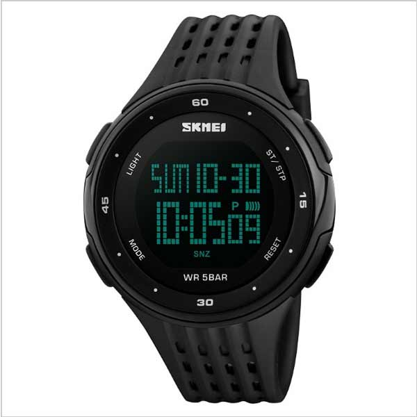 SKMEI 1219 Unisex Digital Sports Watch