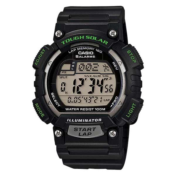 Casio STL-S100H-1AVDF Solar Mens Resin