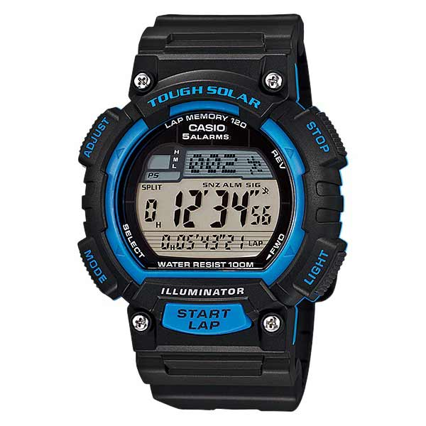 Casio STL-S100H-2AVDF Solar Mens Resin