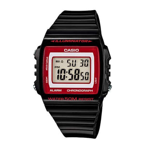 Casio W-215H-1A2VDF Digital Unisex Resin