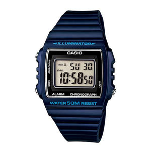 Casio W-215H-2AVDF Digital Unisex Resin