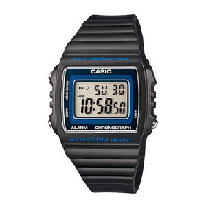 Casio W-215H-8AVDF Digital Unisex Resin